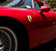 Ferrari by David Petranker