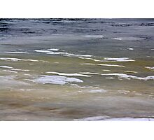 Colors of Ice Photographic Print