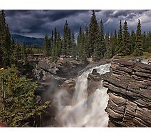 Athabasca Rainbow Photographic Print