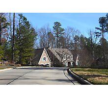 Home Rising North Carolina Photographic Print