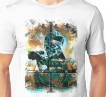 PAPA EVIL EYE LOGO Unisex T-Shirt