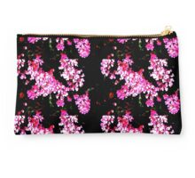 Begonia Flowers Studio Pouch