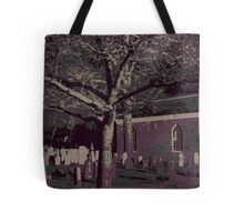 Sleepy Hollow Cemetery Tote Bag