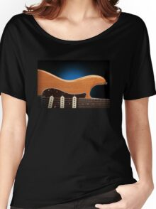 Fender Stratocaster Curves Women's Relaxed Fit T-Shirt