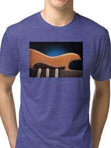 Fender Stratocaster Curves Tri-blend T-Shirt