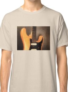 Fender Stratocaster Electric Guitar Classic T-Shirt