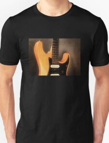 Fender Stratocaster Electric Guitar Unisex T-Shirt