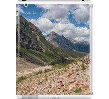 The Path to Angel Glacier iPad Case/Skin