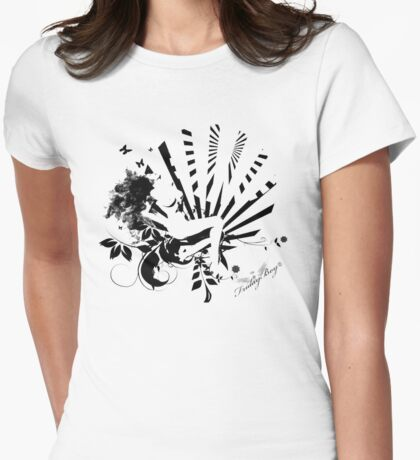 7 Deadly sins - Lust Womens Fitted T-Shirt