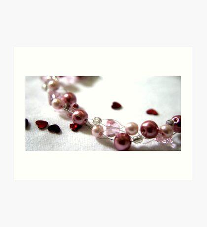 Precious Jewels Art Print