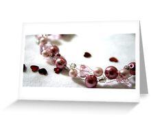 Precious Jewels Greeting Card