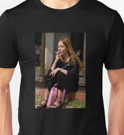 The Smoker Unisex T-Shirt