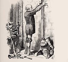 Cartoons by Sir John Tenniel selected from the pages of Punch 1901 0137 Unarming by wetdryvac