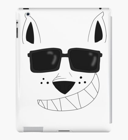 I Am A Trained Furfessional (No Text) iPad Case/Skin
