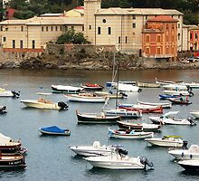 Summer in Sestri Levante by loiteke