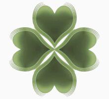 Faith, Hope, Love, Luck by taiche