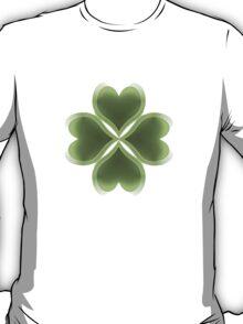 Faith, Hope, Love, Luck T-Shirt