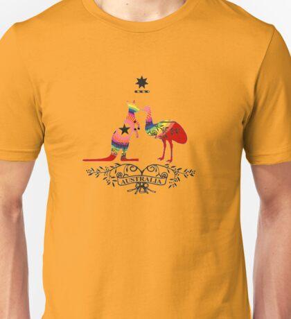 Rainbow Pride Oz Unisex T-Shirt