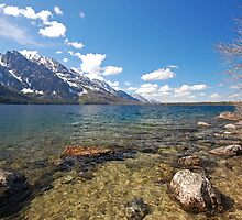 Jenny Lake by robberstea