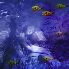 Water Fairy by CarolM