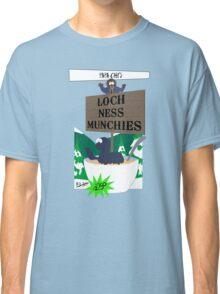 Papa Chef's Loch Ness Munchies Classic T-Shirt
