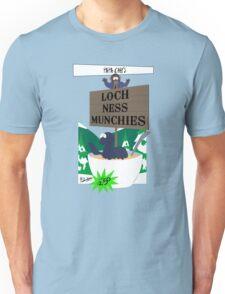 Papa Chef's Loch Ness Munchies Unisex T-Shirt
