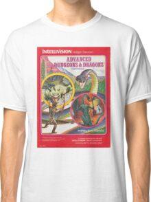 Advanced Dungeons & Dragons Cartridge Classic T-Shirt