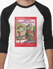 Advanced Dungeons & Dragons Cartridge Men's Baseball ¾ T-Shirt