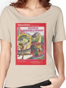 Advanced Dungeons & Dragons Cartridge Women's Relaxed Fit T-Shirt