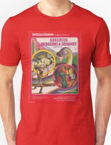 Advanced Dungeons & Dragons Cartridge T-Shirt
