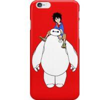 Big Hero Six, Beimax and Hiro iPhone Case/Skin
