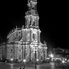 Dresden Church by berndt2