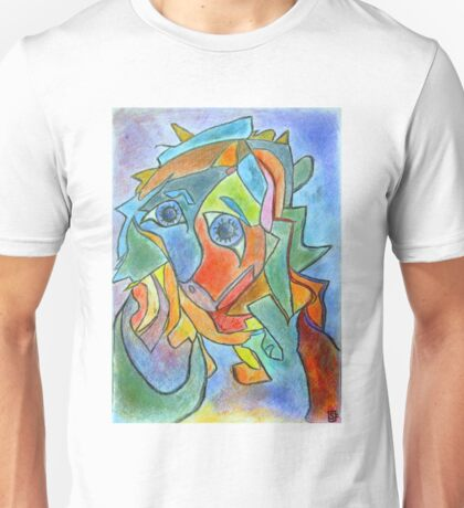 Creation of the World at the Moment of Waking Unisex T-Shirt