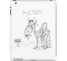 Hump Day iPad Case/Skin