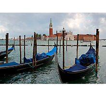San Giorgio Church Maggiore Photographic Print
