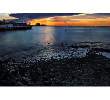 From dusk till dawn Photographic Print