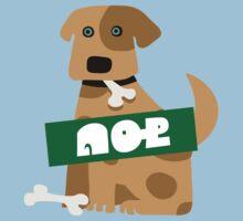 Splatoon SquidForce Splatfest Dog by arizone