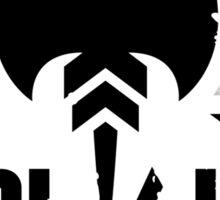 Splatoon Ammo Knights Store Logo Sticker