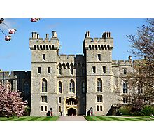 Windor Castle South Wing Photographic Print