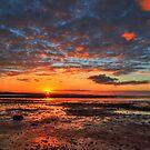Sunset at Wellington Point (Australia) by Karen Duffy