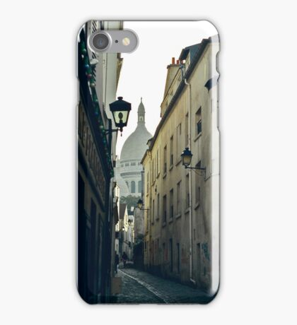 Sacre' Coeur iPhone Case/Skin