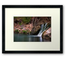 Tranquil Waters... Framed Print