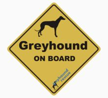 Greyhound On Board by GreyhoundRescue