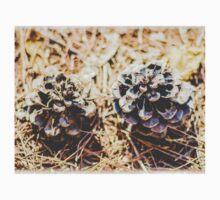 pine cones Baby Tee