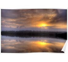 Angels Wings - Narrabeen Lakes, Sydney - The HDR Series Poster