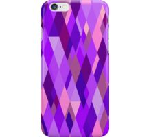 A Study in Violet iPhone Case/Skin