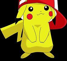 Cute Pikachu  by rara25