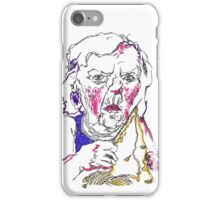 Knitting Grandma iPhone Case/Skin