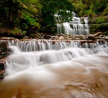 Liffey Falls, Tasmania by NickMonk