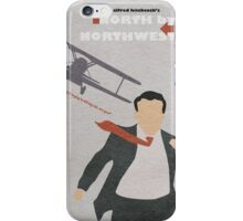 North by Northwest iPhone Case/Skin